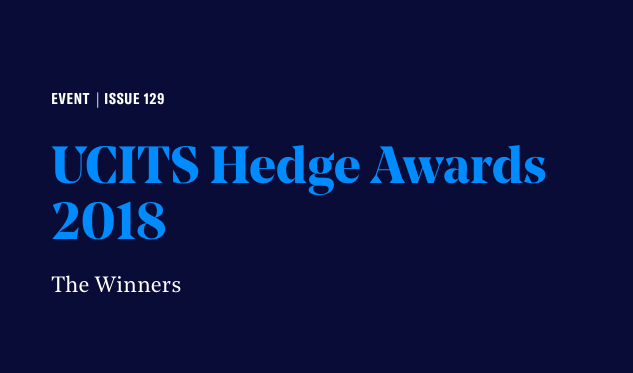 2018 UCITS Hedge Award