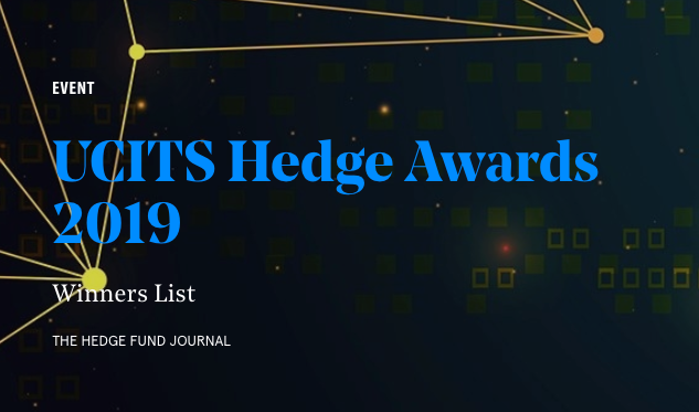 2019 UCITS Hedge Award